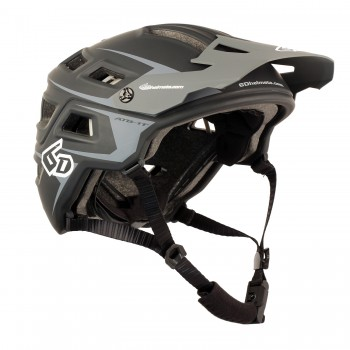 CASQUE 6D ATB-1T Evo Black/Grey