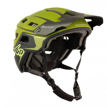 CASQUE 6D ATB-1T Evo Army Green/Black