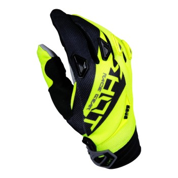 GLOVES SHOT ALERT NEON YELLOW