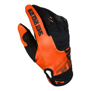 GLOVES SHOT VENOM NEON ORANGE