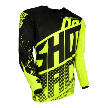 JERSEY SHOT DEVO VENOM NEON YELLOW KID