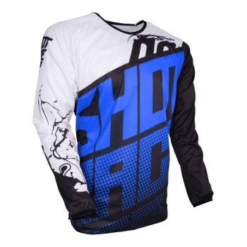 JERSEY SHOT DEVO VENOM BLUE KID