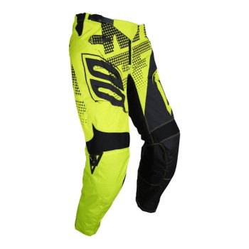 PANTALON SHOT DEVO VENOM NEON YELLOW KID