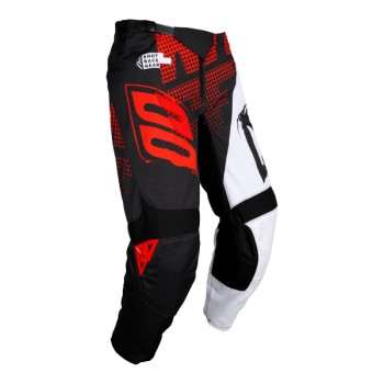 PANTALON SHOT DEVO VENOM RED KID
