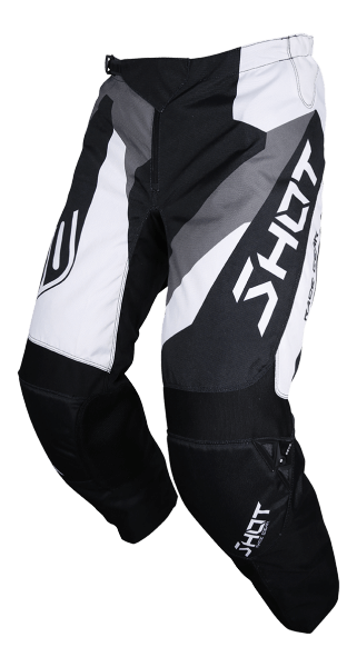 PANTALON SHOT DEVO ALERT BLACK/WHITE