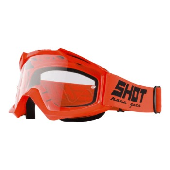 MASQUE SHOT ASSAULT NEON ORANGE