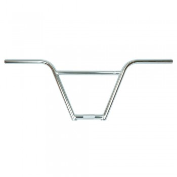 "FEDERAL DROP 4 PIECES V2 9"" CHROME HANDLEBAR"