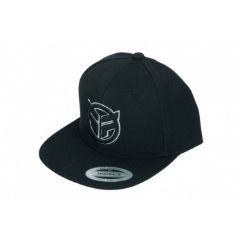 QUETTE FEDERAL EMBROIDERED LOGO SNAPBACK