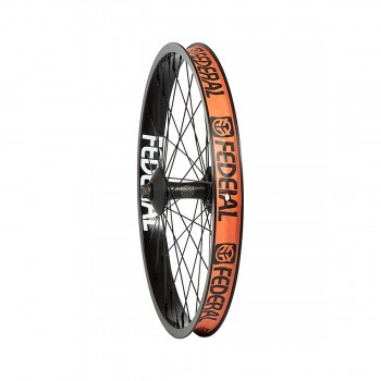ROUE AVANT FEDERAL STANCE BLACK