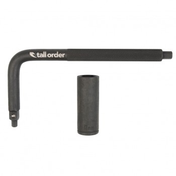 OUTIL TALL ORDER POCKET SOCKET BLACK OU CHROME