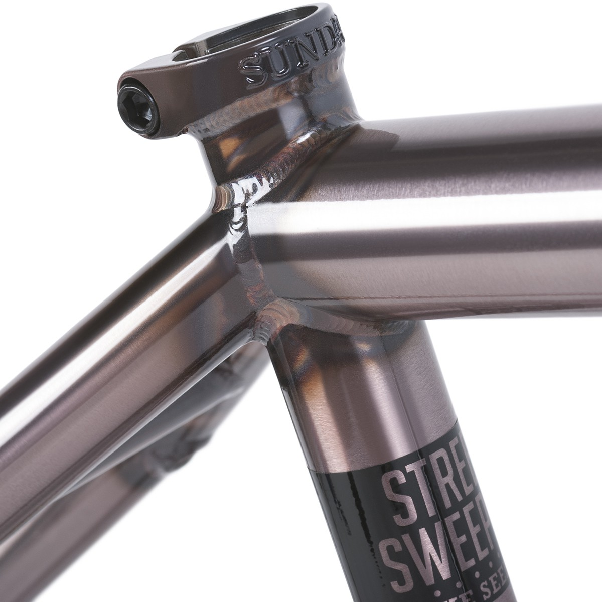 CADRE SUNDAY STREET SWEEPER TRANS ROSE GOLD