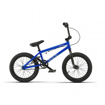 "BMX RADIO BIKE DICE 16"" METALLIC BLUE 2018"