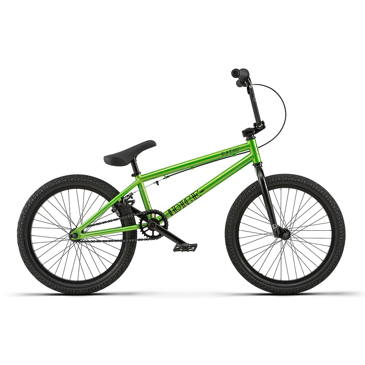 "BMX RADIO BIKE DICE 20"" METALLIC GREEN 2018"
