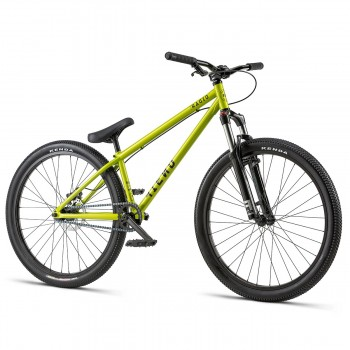 "MTB RADIO BIKE FIEND METALLIC LIME GREEN 26"" 2018"