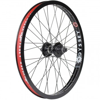 ODYSSEY AR FREECO RHD HAZARD/CLUTCH V2 BLACK WHEEL