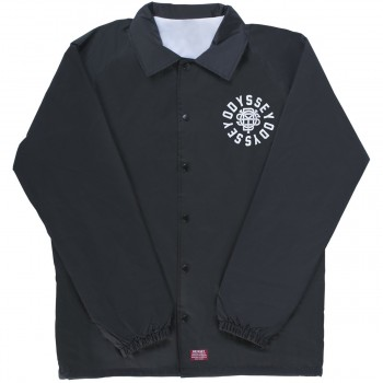 ODYSSEY CENTRAL COACH'S BLACK JACKET