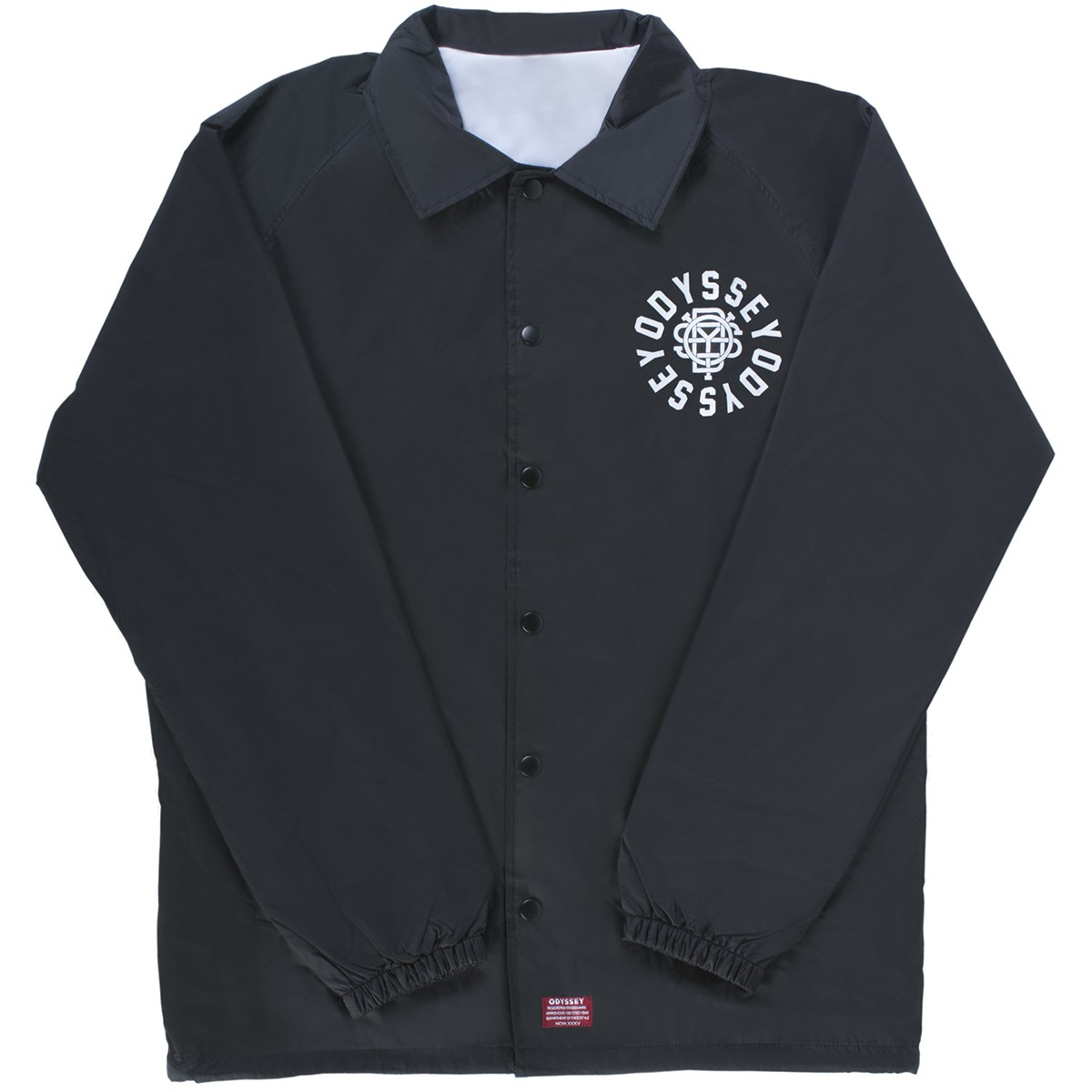 JACKET ODYSSEY CENTRAL COACH'S BLACK