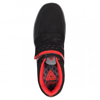 AFTON SHOES VECTAL BLACK/RED