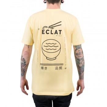 ECLAT SOUP YELLOW TEE SHIRT