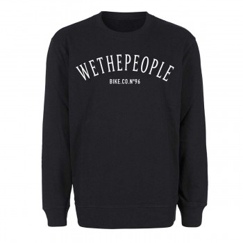 WETHEPEOPLE ARC  BLACK SWEAT