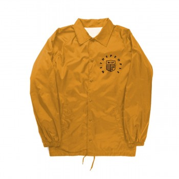JACKET WETHEPEOPLE CREST GOLD