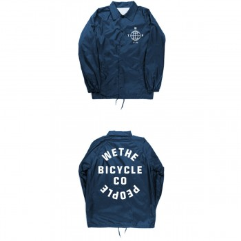 JACKET WETHEPEOPLE COACH NAVY