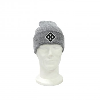 "BONNET PRIDE ""LOGO"" GREY"