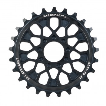 WETHEPEOPLE PATHFINDER 25 T - BLACK SPROCKET