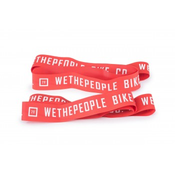 WETHEPEOPLE 20'' RED RIM TAPES
