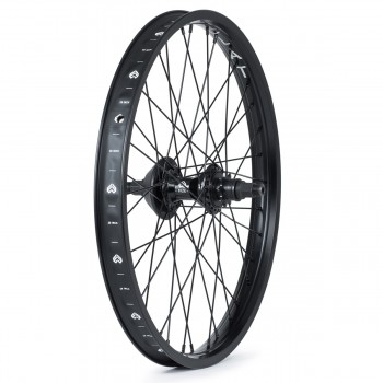 ROUE ARRIERE ECLAT CAMBER / PULSE CASSETTE BLACK