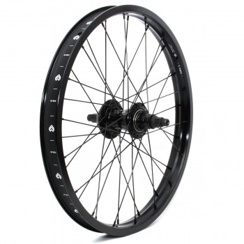 ROUE ARRIERE ECLAT TRIPPIN XL / CORTEX FREECOASTER BLACK