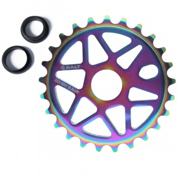 SALT COMP 25T OIL SLICK SPROCKET