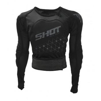 BODY PROTECTOR SHOT AIRLIGHT EVO BLACK/GREY