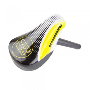 COMBO SELLE KIDS STAY STRONG RACE BLACK / YELLOW