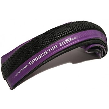 PNEU VEE TIRE SPEEDSTER BLACK / PURPLE WALL
