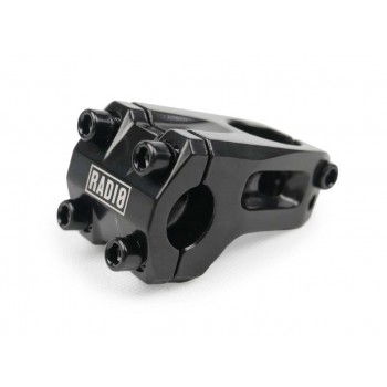 RADIO BIKE FRONTLOAD STEM MATT BLACK
