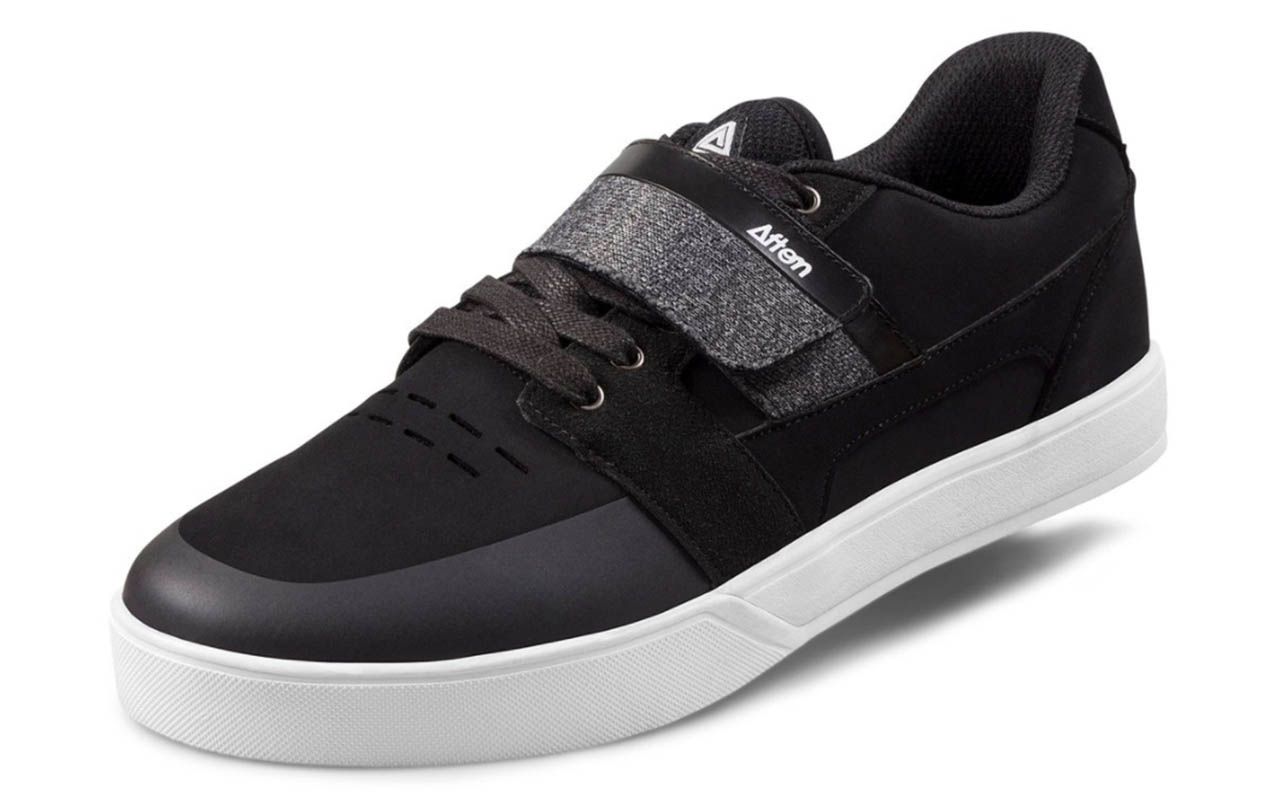 AFTON SHOES VECTAL BLACK/HEATHERED