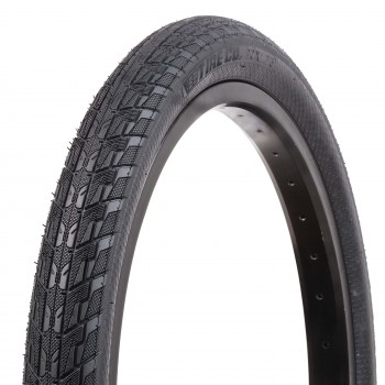 "Vee Tire Co SpeedBooster BMX Tire 20/"" x 1-3//8 Folding Bead Black"