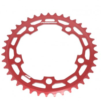 SPROCKET FORWARD JOYRIDE 5PTS RED