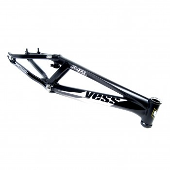 YESS BMX – FACTORY FRAME INTENSE BLUE
