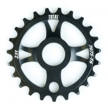 COURONNE TOTAL ROTARY BLACK