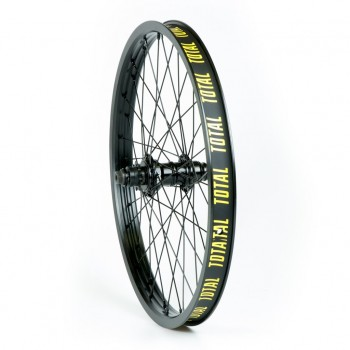 REAR WHEEL TOTAL TECHFIRE BLACK/BLACK