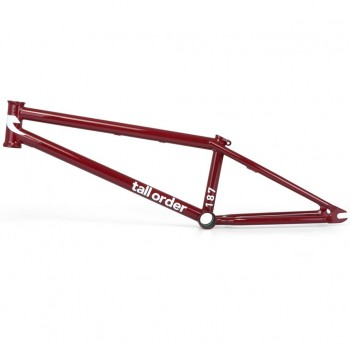 FRAME TALL ORDER 187 GLOSS RED