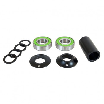 ECLAT MID BOTTOM BRACKET BLACK
