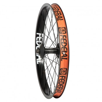FEDERAL STANCE FRONT WHEEL BLACK