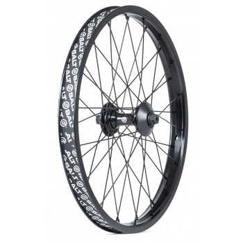 SALTPLUS FRONTWHEEL SUMMIT BLACK
