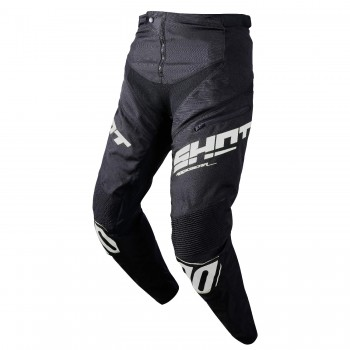 PANTALON SHOT ROGUE BLACK/WHITE KID