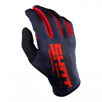 SHOT ROGUE KID BLACK RED GLOVES
