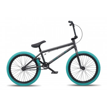 BMX WETHEPEOPLE CRS MATT ANTHRACITE GREY 2019