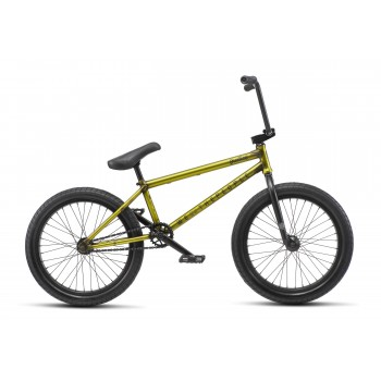 BMX WETHEPEOPLE JUSTICE MATT TRANS YELLOW 2019